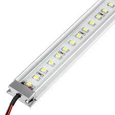 120 volt led light bar waterproof linear led light bar fixture 390 lumens aluminum