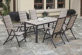Resin Wood Outdoor Furniture by P254 7pc Poundex 7 Pc Liz