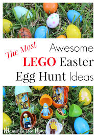 easter hunt eggs lego easter egg hunt ideas