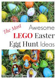 easter egg hunt eggs lego easter egg hunt ideas