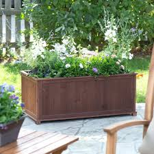 patio planter patio ideas outdoor planters and pots modern all design patio