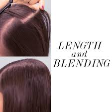 how to blend hair color how to make hair extensions blend with your hair hair extensions
