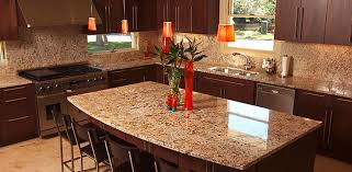 Solid Surface Kitchen Countertops by Incounters Granite Quartz Wood Solid Surface Countertops