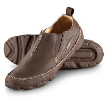 men u0027s rocky yellowstone slip on shoes brown 200355 casual