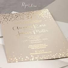 foil sted wedding invitations foil invitation 28 images foil invitation invitations by gold