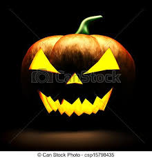 scary halloween clipart black and scary halloween pumpkin clipart clipartxtras