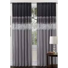 Two Tone Curtains Color Block Curtains Drapes For Less Overstock