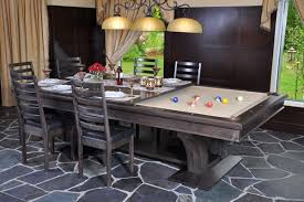 combination pool table dining room table this is sucha cool idea pool table and dining all in one www