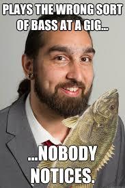 Bass Player Meme - tragic bass player memes quickmeme