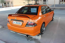 mitsubishi ralliart 2015 for sale urgent mitsubishi lancer ralliart 2006 qatar living