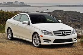 mercedes coupe c class used 2014 mercedes c class for sale pricing features