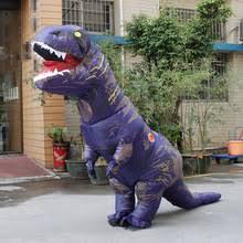Jurassic Park Halloween Costume Popular Inflatable Dinosaur Halloween Buy Cheap Inflatable