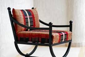 Rocking Chair With Cushions How To Make Chair Cushions Using 2 Inch Foam Home Guides Sf Gate
