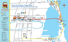 Map Of Fort Lauderdale Florida by Sun Trolley Beach And Las Olas Link Routes To The Best Shopping