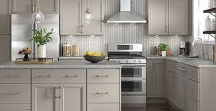 pictures of kitchen cabinets at lowe s slab sink stock kitchen cabinets at lowes