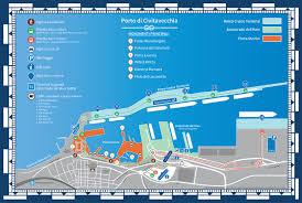 parcheggio auto porto civitavecchia porto di civitavecchia la guida crocierista port mobility