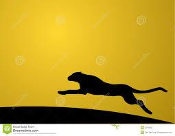 jaguar clipart running jaguar illustration 2315002 megapixl