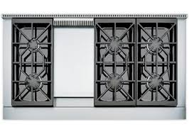 Wolf 48 Inch Gas Cooktop Wolf 48