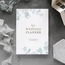 Wedding Planning Book Wedding Planners And Guest Books Notonthehighstreet Com