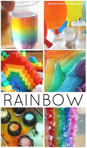 st patricks day rainbow science experiments stem ideas
