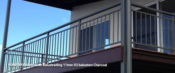 Balcony Banister Cheap Glass Handrails And Pool Fencing Installations In Canberra