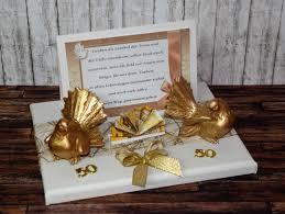 ideen fã r goldene hochzeit geldgeschenk goldene hochzeit 405 individuelle produkte aus der