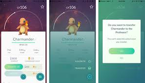 how to transfer pokémon and get extra candy in pokémon go imore