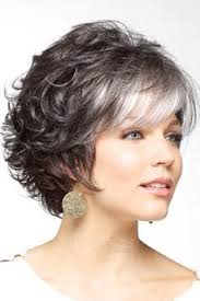 hairstyles for women over 50 with gray hair gray hair photos of