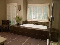 brilliant chocolate brown bathroom floor tiles for your home