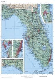 Map Of Flirida Florida Mapfree Maps Of Us