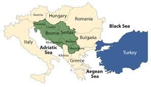 Map Of Eastern European Countries 2 4 Eastern Europe World Regional Geography People Places And