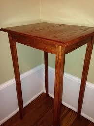 Red Oak Table by Red Oak Side Table By Jeff Terrell Lumberjocks Com