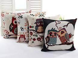 Sofa Decorative Pillows by Online Get Cheap Owl Throw Pillows Aliexpress Com Alibaba Group