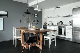 deco cuisine gris et blanc idee deco salon gris et blanc choosewell co mur placecalledgrace com
