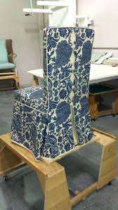 white parson chair slipcovers dining chairs custom parsons chair slipcover with decorative back