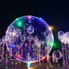 ebay led string lights 18 inch led string lights helium balloons christmas halloween party