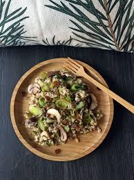 comment cuisiner le poireau a la poele quinoa poireau coco trop bon goût de food