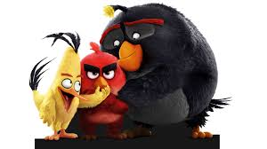 wallpaper chuck red bomb angry birds 4k movies 226