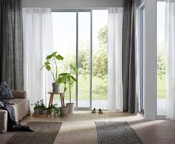 bedroom window treatment elegant curtains black curtains in living