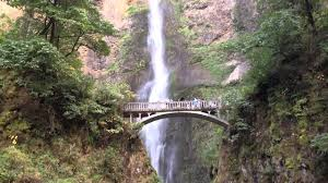Oregon scenery images Multnomah falls oregon nature scenery and relaxing videos jpg