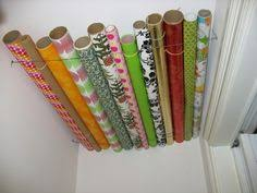 how to store wrapping paper 25 organization ideas for the home wrapping paper storage