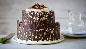 Wedding Cake Recipes Mary Berry Bbc Food Recipes Chocolate Creation Showstopper