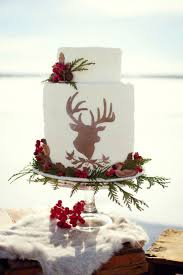 41 adorable winter wedding cake ideas u2013 sortra