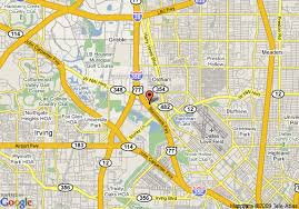 map of springhill suites dallas nw hwy at stemmons i 35 e dallas