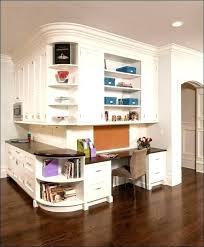Small Built In Desk Kitchen Desks Built In Krepim Club