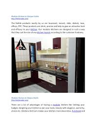 modular kitchen in udaipur hafele