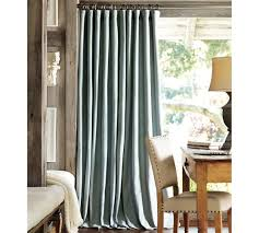 How To Hang Pottery Barn Curtains Peyton Linen Cotton Drape Pottery Barn