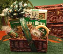 thank you gift baskets a million gift chest