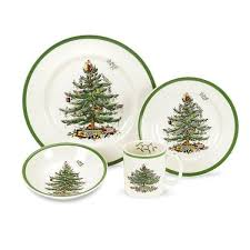 spode tree dinnerware 4 place setting pryde s