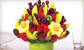 edible fruit basket edible arrangements in st louis mo groupon